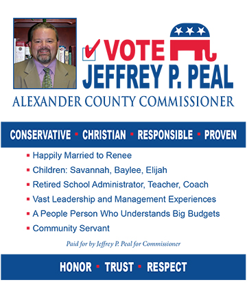 Jeff Peal for County Commissioner