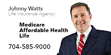 Johnny Watts Insurance Agency - Medicare, Affordable Health, Life - Taylorsville, NC