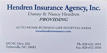 Hendren Insurance Agency, Inc.