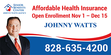 Johnny Watts Insurance Agency - Life, Health & Medicare - Taylorsville, NC