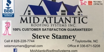 Mid-Atlantic Roofing Systems