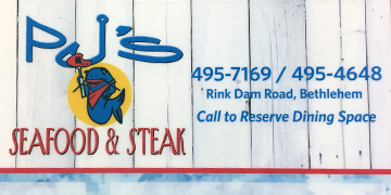 PJ's Seafood & Steak